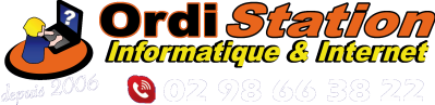 ORDISTATION Informatique et Internet